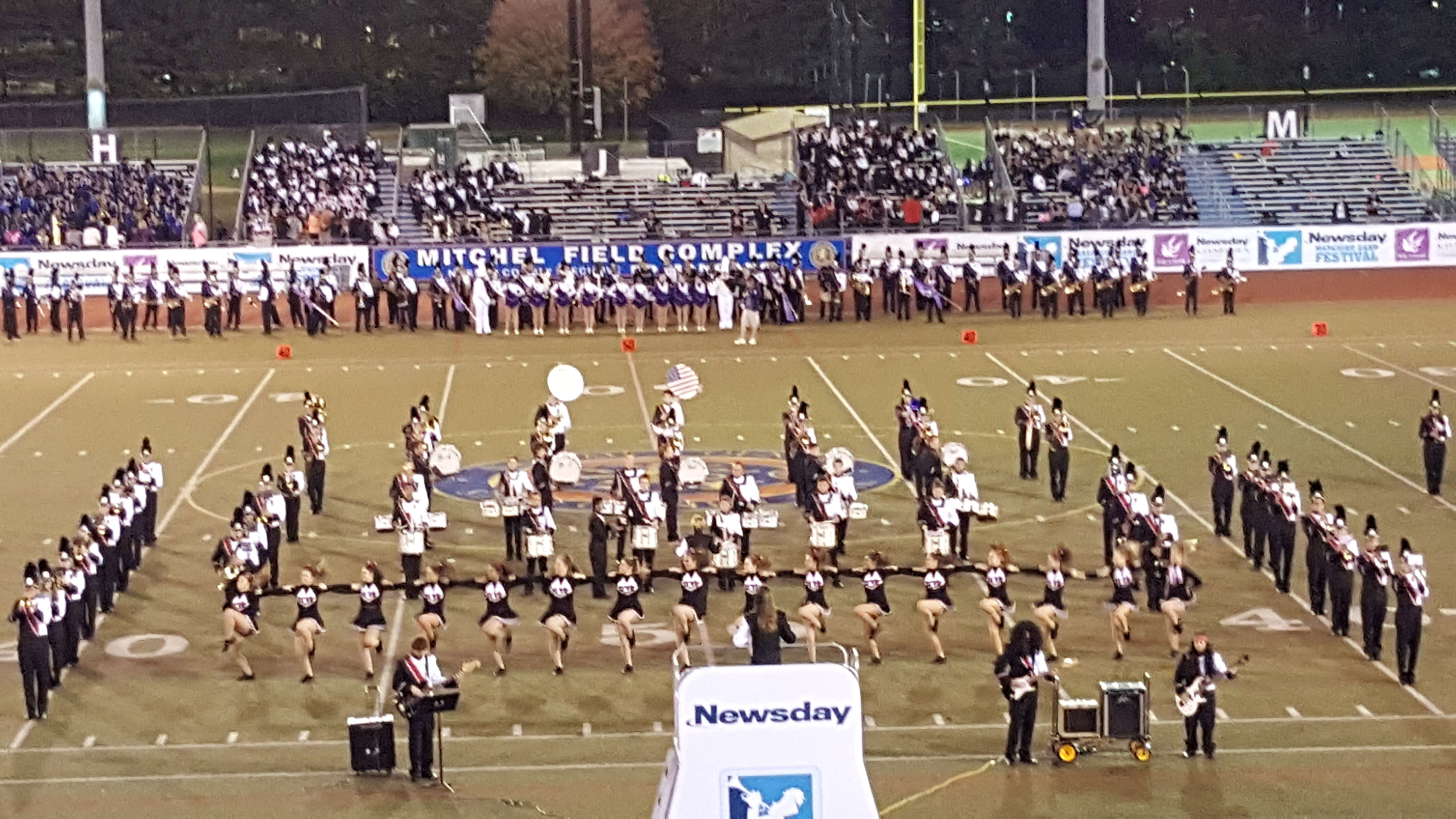 Newsday Marching Band Festival | Levittown Tribune